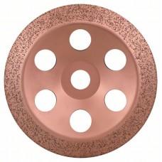 Твердосплавный чашечный шлифкруг 180x22,23 мм; мелкозерн., скошен. Bosch 2608600365