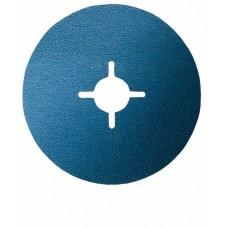 Фибровый шлифкруг R574 Best for Metal 125x22,23 мм, 60 Bosch 2608606733