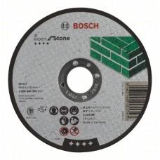 Отрезной круг прямой Expert for Stone C 24 R BF 125x2,5 мм Bosch 2608600385