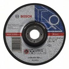 Обдирочный круг выпуклый Expert for Metal A 30 T BF 150x6,0 мм Bosch 2608600389