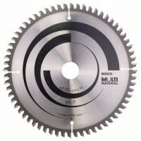 Пильный диск Multi Material 235x30/25x2,4 мм; 64 Bosch 2608640514