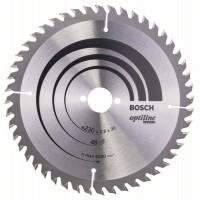 Пильный диск Optiline Wood 230x30x2,8 мм, 48 Bosch 2608640629
