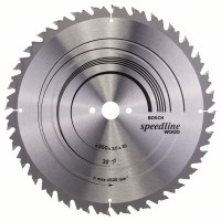 Пильный диск Speedline Wood 350x30x3,5 мм, 32 Bosch 2608640683