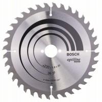 Пильный диск Optiline Wood 230 x 30 x 2,8 mm, 36 Bosch 2608640628