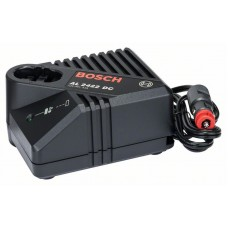 Автомобильное зарядное устройство AL 2422 DC 2,2 A, 12 / 24 V, EU/UK Bosch 2607224410