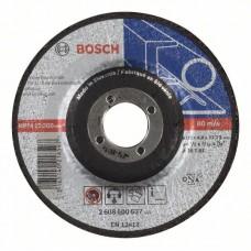 Обдирочный круг выпуклый Expert for Metal A 30 T BF 115x4,8 мм Bosch 2608600537