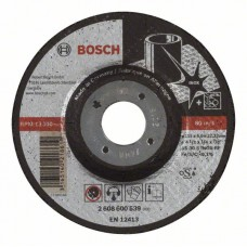 Обдирочный круг выпуклый Expert for Inox AS 30 S INOX BF 115x6,0 мм Bosch 2608600539