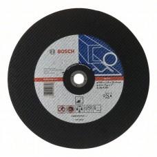 Отрезной круг прямой Expert for Metal A 36 R BF 355x25,40x2,8 мм Bosch 2608600543