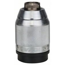 Быстрозажимной патрон с матовым хромированием 1,5-13 мм, 1/2' - 20 Bosch 2608572150