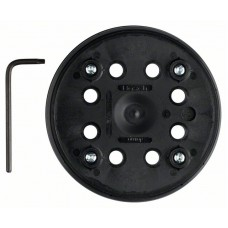 Тарельчатый шлифкруг среднезерн., 125 мм Bosch 2608601169