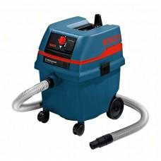 Пылесос для влажного и сухого мусора GAS 25 L SFC Bosch 0601979103