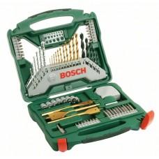 Набор из 70 предметов X-Line Titanium Bosch 2607019329