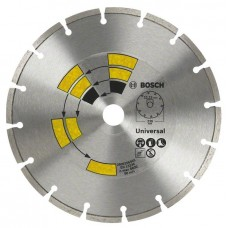 Алмазный диск Universal 115x22,23x1,7x7,0 мм Bosch 2609256400