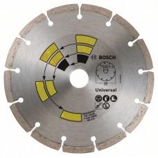 Алмазный диск Universal 180x22,23x2,0x7,0 мм Bosch 2609256402