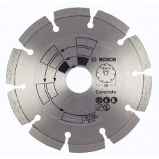 Алмазный диск по бетону 125x22x1,7x7,0 мм Bosch 2609256414