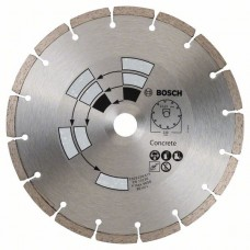 Алмазный диск по бетону 230x22x2,4x7,0 мм Bosch 2609256415
