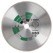 Алмазный диск по керамической плитке 125x22x1,7x5,0 мм Bosch 2609256417