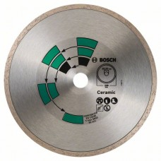 Алмазный диск по керамической плитке 230x22x2,4x5,0 мм Bosch 2609256418