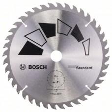 Пильный диск STANDARD 190x20x2,2 мм, 40 Bosch 2609256819