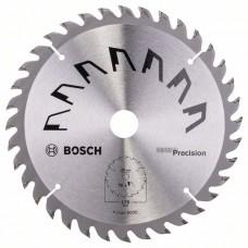 Пильный диск PRECISION 170x20x2,5 мм, 36 Bosch 2609256858