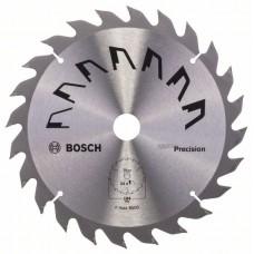 Пильный диск PRECISION 184x16x2,5 мм, 24 Bosch 2609256863