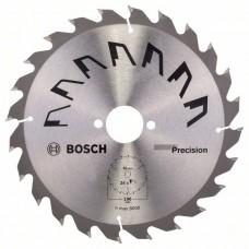 Пильный диск PRECISION 190x30x2,5 мм, 24 Bosch 2609256869
