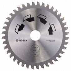 Пильный диск SPECIAL 130x20x2,2 мм, 40 Bosch 2609256884