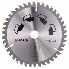 Пильный диск SPECIAL 160x20x2,5 мм, 42 Bosch 2609256887