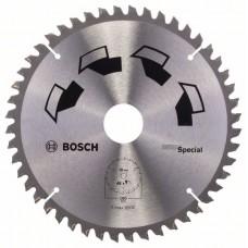 Пильный диск SPECIAL 180x30x2,5 мм, 48 Bosch 2609256889