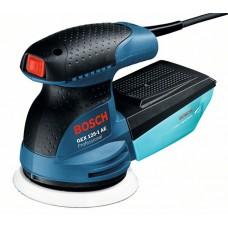 Эксцентриковая шлифмашина Bosch GEX 125-1 AE (0601387501)