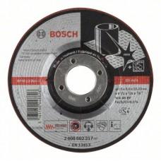 Полугибкий обдирочный круг WA 46 BF 115x3,0 мм Bosch 2608602217