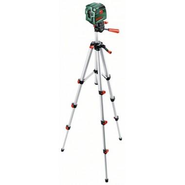 Лазерный уровень с перекрестными лучами Bosch PCL 10 Set (0603008121)