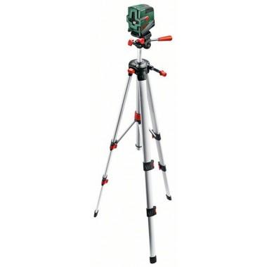 Лазер с перекрёстными лучами с функцией отвеса Bosch PCL 20 Set (0603008221)