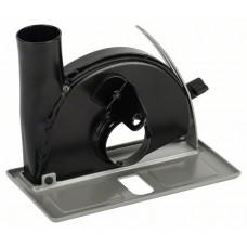 Направляющие салазки с патрубком, для отрезания 100/115/125 мм Bosch 1619P06514