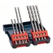 Набор из 8 буров SDS-Plus-3, в коробке Bosch 2607019902