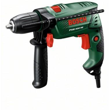 Ударная дрель Bosch PSB500RE (0603127020)