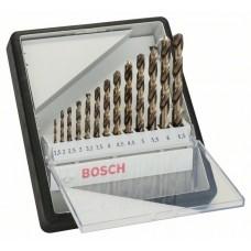 Набор из 13 сверл по металлу Robust Line HSS-Co Bosch 2607019926