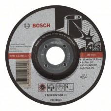 Обдирочный круг выпуклый Expert for Inox AS 30 S INOX BF 125x6,0 мм Bosch 2608602488