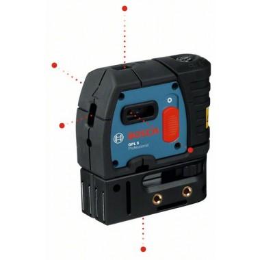 Комбинированный лазерный уровень Bosch GPL 5 (0601066200)