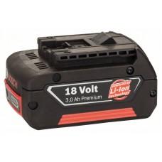 Аккумулятор 18 В Standard Duty (SD), 3 Ah, Li-Ion, GBA M-C Bosch 2607336236