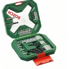 Набор сверл и насадок-бит X-Line Classic из 34 шт. Bosch 2607010608
