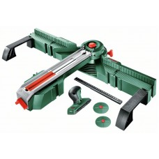 Установка для распиловки + Плиткорез Bosch PLS 300 Set (0603B04100)