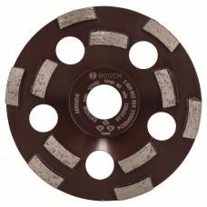 Алмазный чашечный шлифкруг Expert for Abrasive 125x22,23x4,5 мм Bosch 2608602553