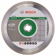 Алмазный диск Best for Ceramic 230x22,23x2,4x10 мм Bosch 2608602634