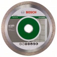 Алмазный диск Best for Ceramic 180x25,40x2,2x10 мм Bosch 2608602635