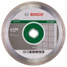 Алмазный диск Best for Ceramic 230x25,40x2,4x10 мм Bosch 2608602637