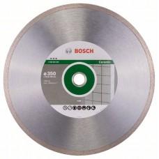 Алмазный диск Best for Ceramic 350x30/25,40x3x10 мм Bosch 2608602640