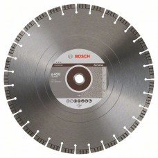 Алмазный диск Best for Abrasive 450x25,40x3,6x12 мм Bosch 2608602688
