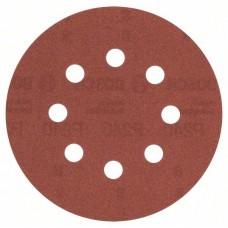 Набор из 5 шлифлистов для эксцентриковых шлифмашин 125, 240 Bosch 2609256A27