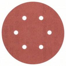 Набор из 5 шлифлистов для эксцентриковых шлифмашин 150, 180 Bosch 2609256A33